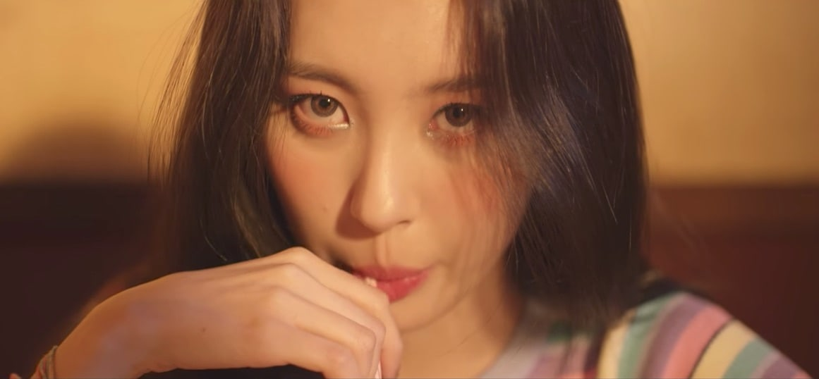 Watch: Sunmi Dances Her Troubles Away In First Teaser For Gashina MV