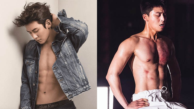 Quiz: Can You Guess The Drama Actor Based On Their Abs?