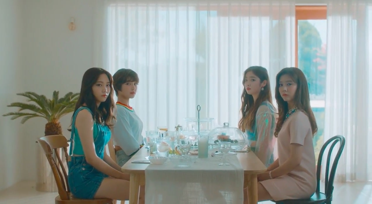 "Watch: DIA's L.U.B Reveals Cute ""Darling My Sugar"" MV"