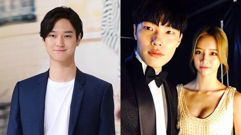 Go Kyung Pyo Responds To Girl's Day's Hyeri And Ryu Jun Yeol's Dating News