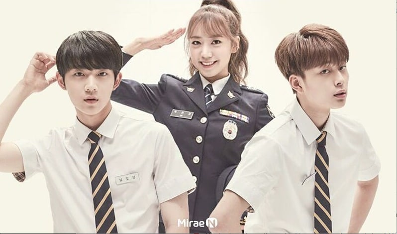 Apink's Namjoo, Ahn Hyeong Seop, And Yoo Seon Ho Are A Mischievous Trio In New Web Drama Stills