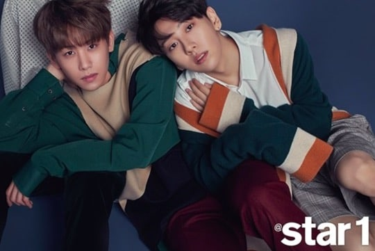 HOTSHOT Talks About Advice That SHINee's Taemin And EXO's Kai Gave Them