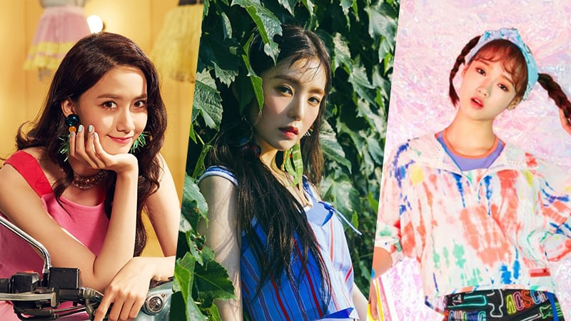 August Brand Reputation Rankings For Individual Girl Group Members Revealed