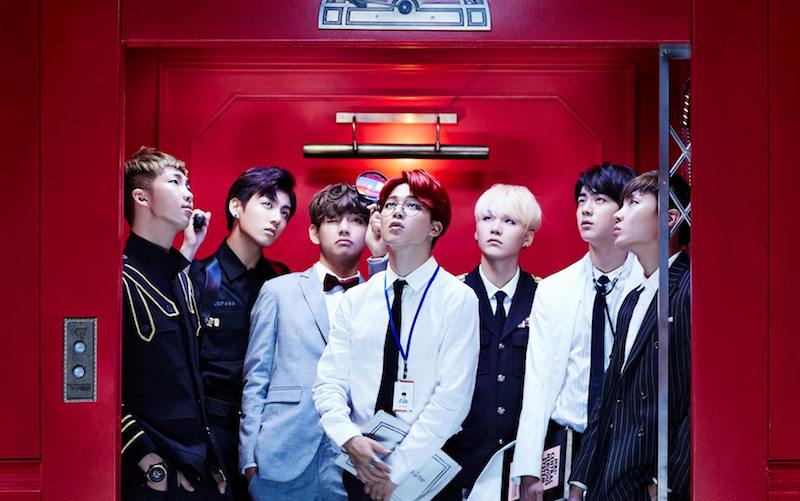 "BTS's ""Dope"" Becomes Their 1st MV To Hit 200 Million Views"