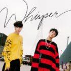 "Update: VIXX LR Reveals Album Cover And Content Details For ""Whisper"""