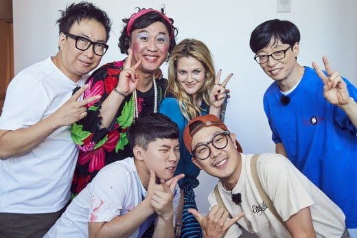 """""""Infinite Challenge"""" Cast Takes On American Drama Auditions"""
