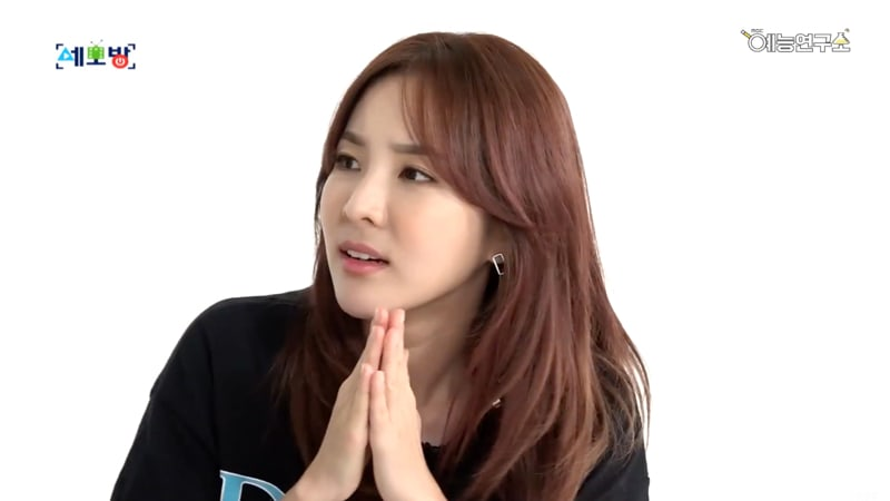 Sandara Park Finds Out Why Yang Hyun Suk Has Yet To Plan An Album For Her