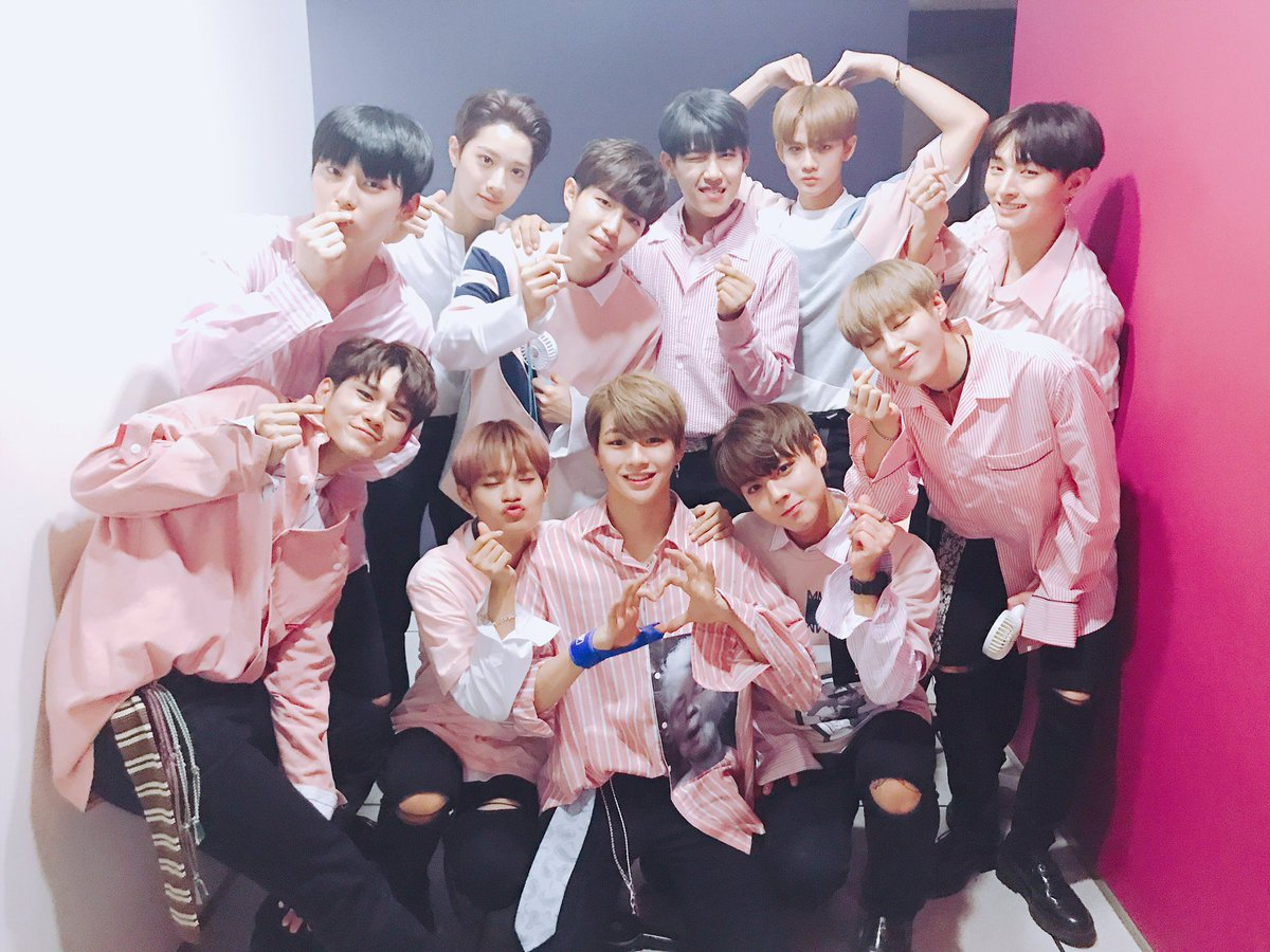 Wanna One To Reportedly Make First Radio Appearance This Month