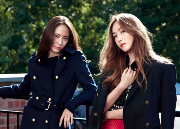 Jessica Reveals What She Doesn't Agree With Sister f(x)'s Krystal On