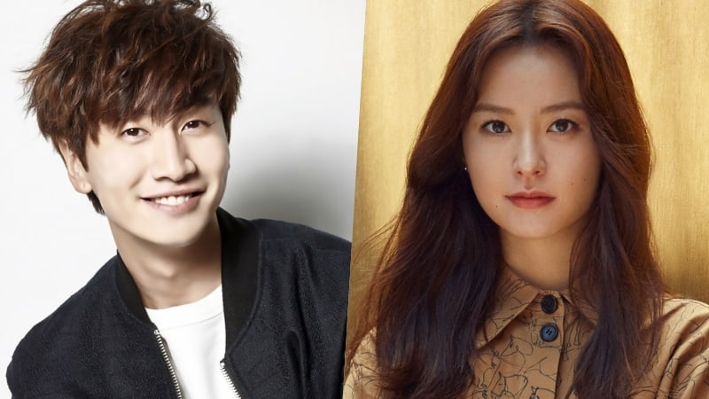 Lee Kwang Soo And Jung Yoo Mi Cast As Leads Of Upcoming tvN Drama