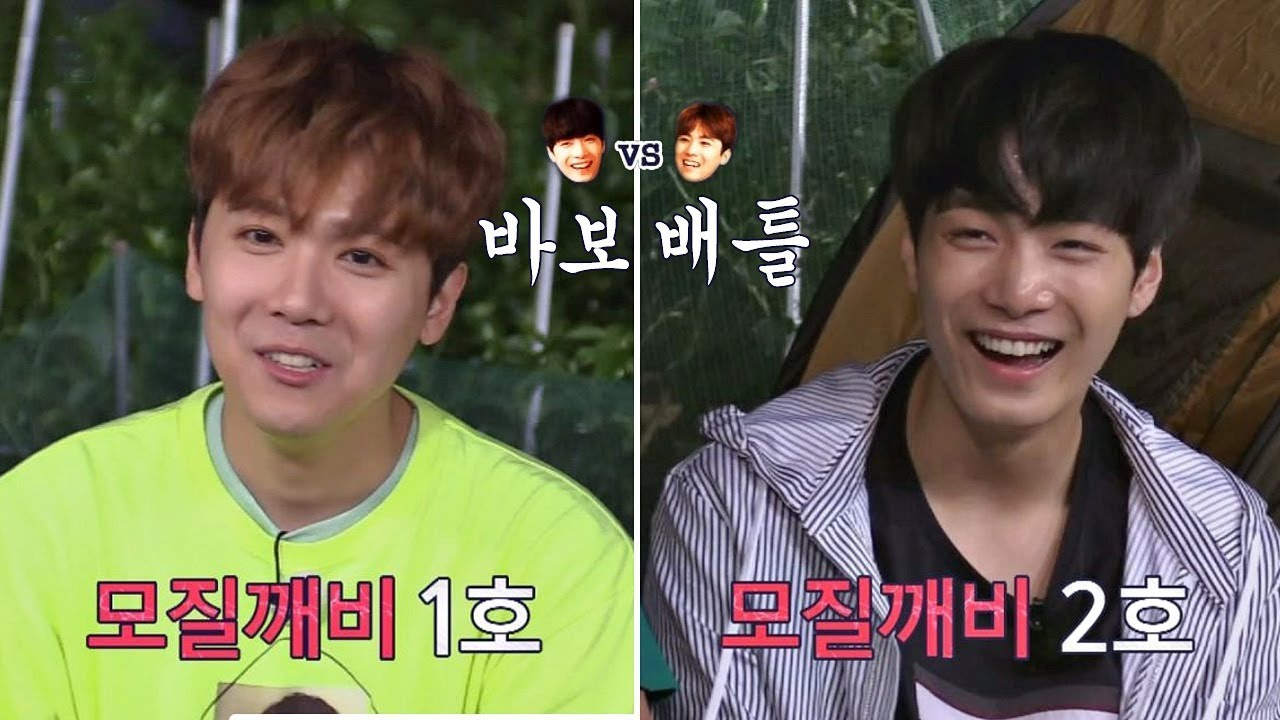 Watch: FTISLANDs Lee Hong Ki And NUESTs JR Have Hilarious English Battle On Night Goblin