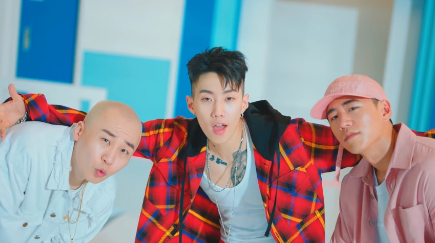 "Watch: Jay Park, Boi.B, And Double K Are ""Reborn"" In Groovy Collaboration MV"