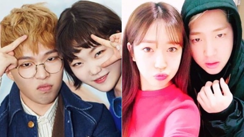 6 Cute Real Life K-Pop Siblings