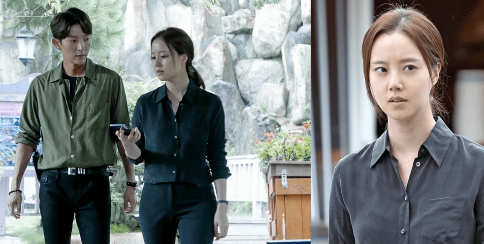 """Lee Joon Gi And Moon Chae Won Take On A Child Kidnapping Case In New Stills From """"Criminal Minds"""""""