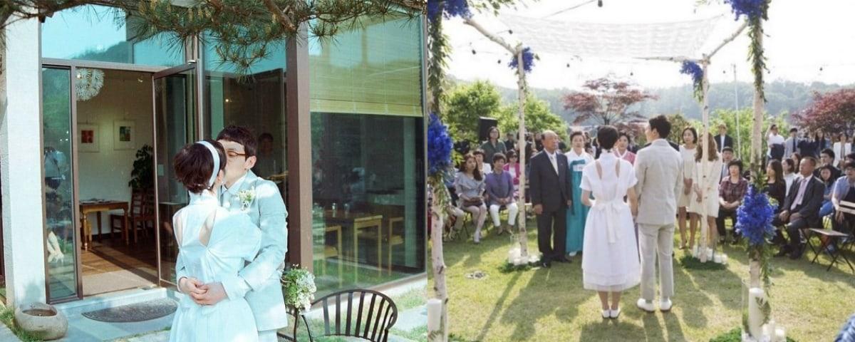 Donate Wedding Dress 98 Elegant Actors Ku Hye Sun