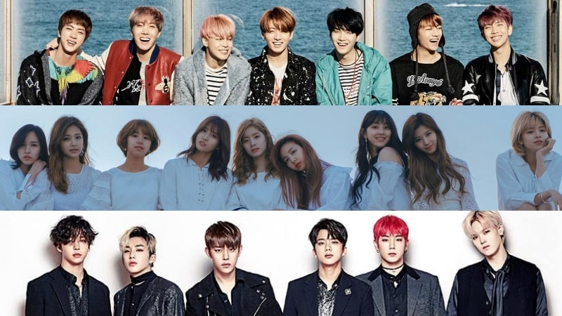 BTS, TWICE, B.A.P, And More Confirmed To Attend 2017 K-Pop World Festival In Changwon