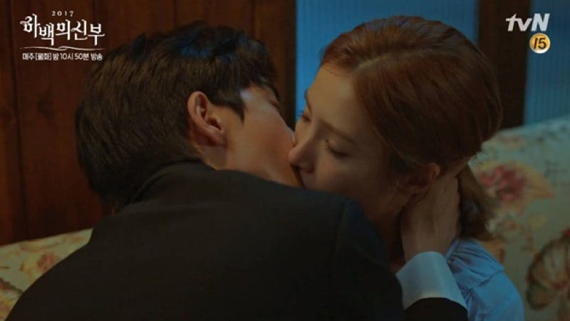 """""""Bride Of The Water God"""" Writer Picks The Best Kiss Scenes"""