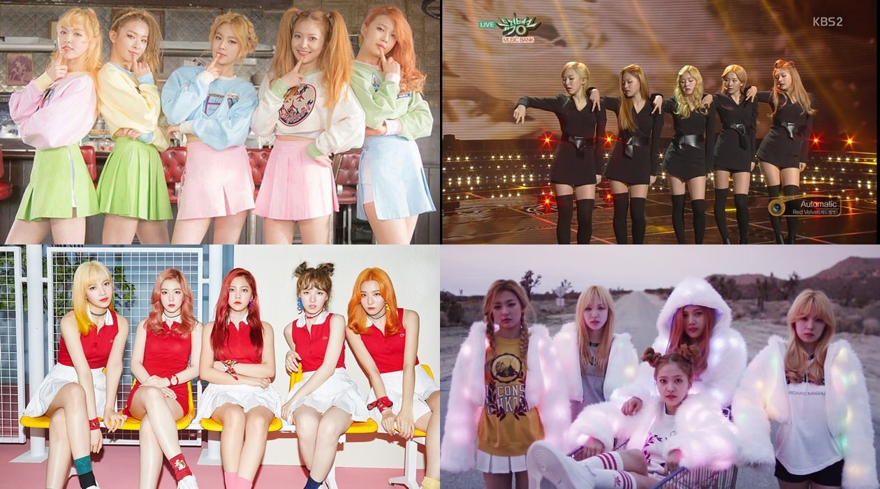 MV Concepts That Red Velvet Has Made Uniquely Their Own