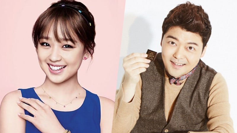 "Former Rhythmic Gymnast Son Yeon Jae And Jun Hyun Moo To MC ""2017 Idol Star Athletics Championships"""