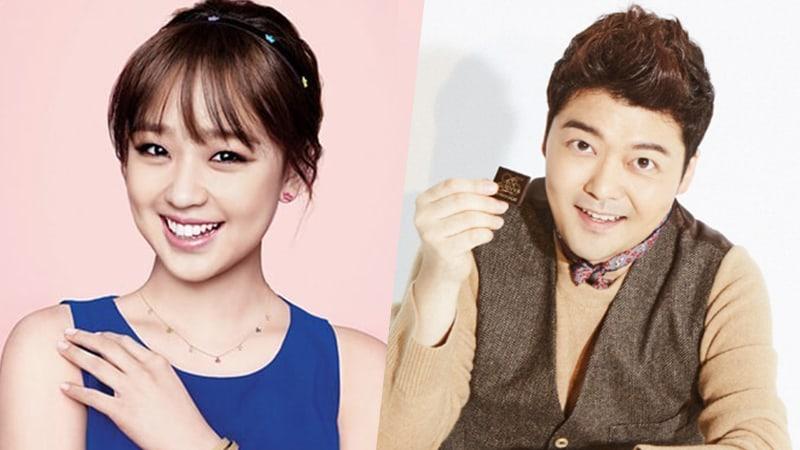 "Former Rhythmic Gymnast Son Yeon Jae And Jun Hyun Moo To MC ""2017 Idol Star Athletics Championships"""