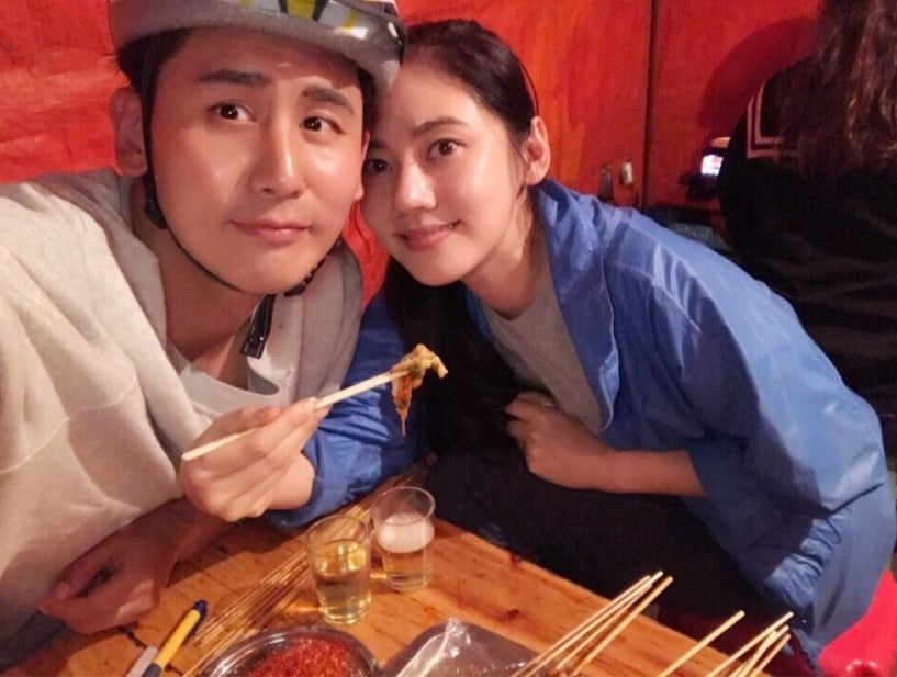 Chu Ja Hyun and Yu Xiaoguang Are The Hottest New Couple On TV
