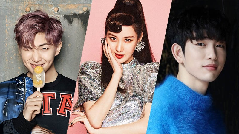8 K-Pop Idols Who Know How To Enjoy A Good Book