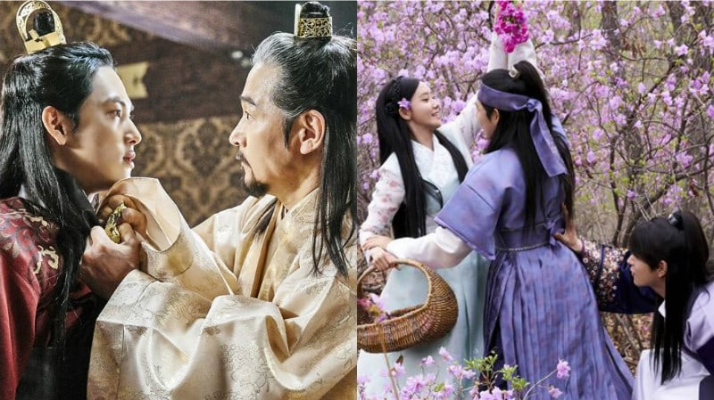 The King Loves Teases A Roller Coaster Of Emotions For Upcoming Episode In New Preview Stills