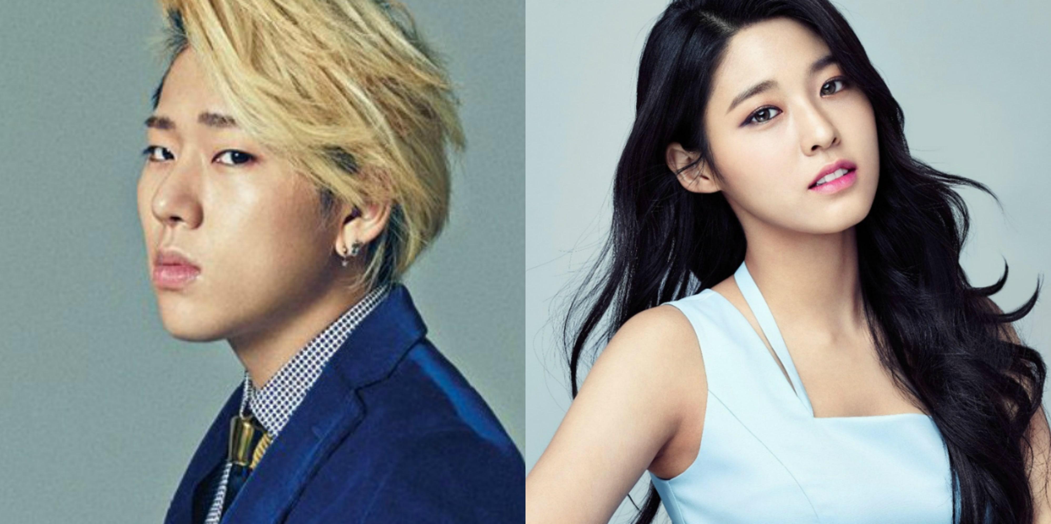 Zico dan Seolhyun AOA