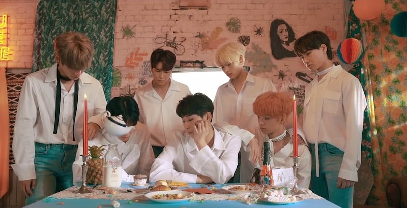 Update: VICTON Shares Fun And Magical Teaser For Comeback MV