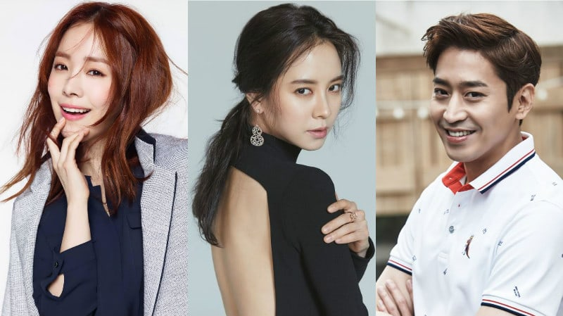 8 Korean Celebrities Who Are Secretly Drinking From The Fountain Of Youth
