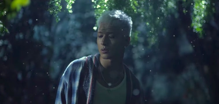 BIGBANGs Taeyang Tops Billboards World Albums Chart With White Night