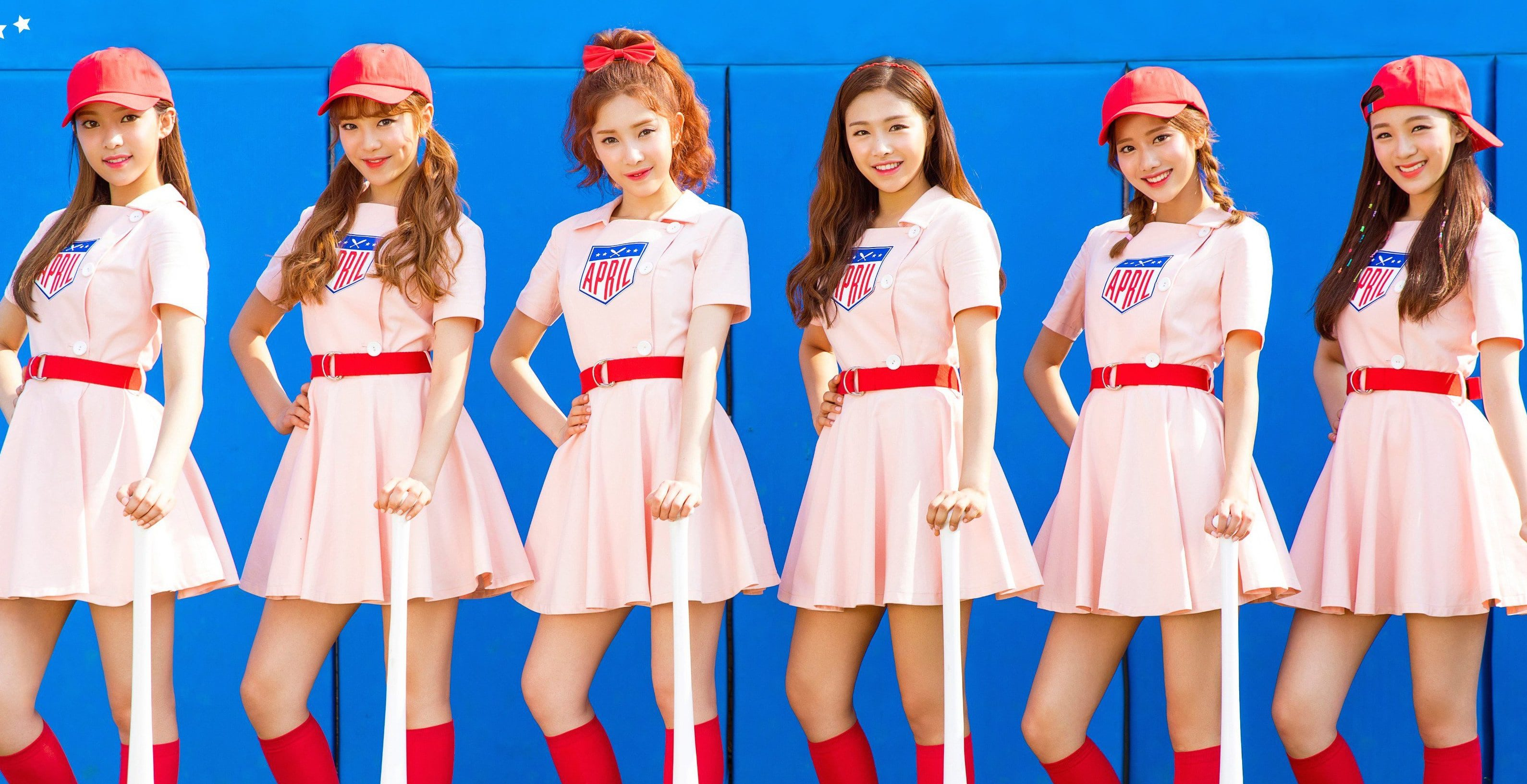 APRIL Confirmed To Join September Comeback Lineup