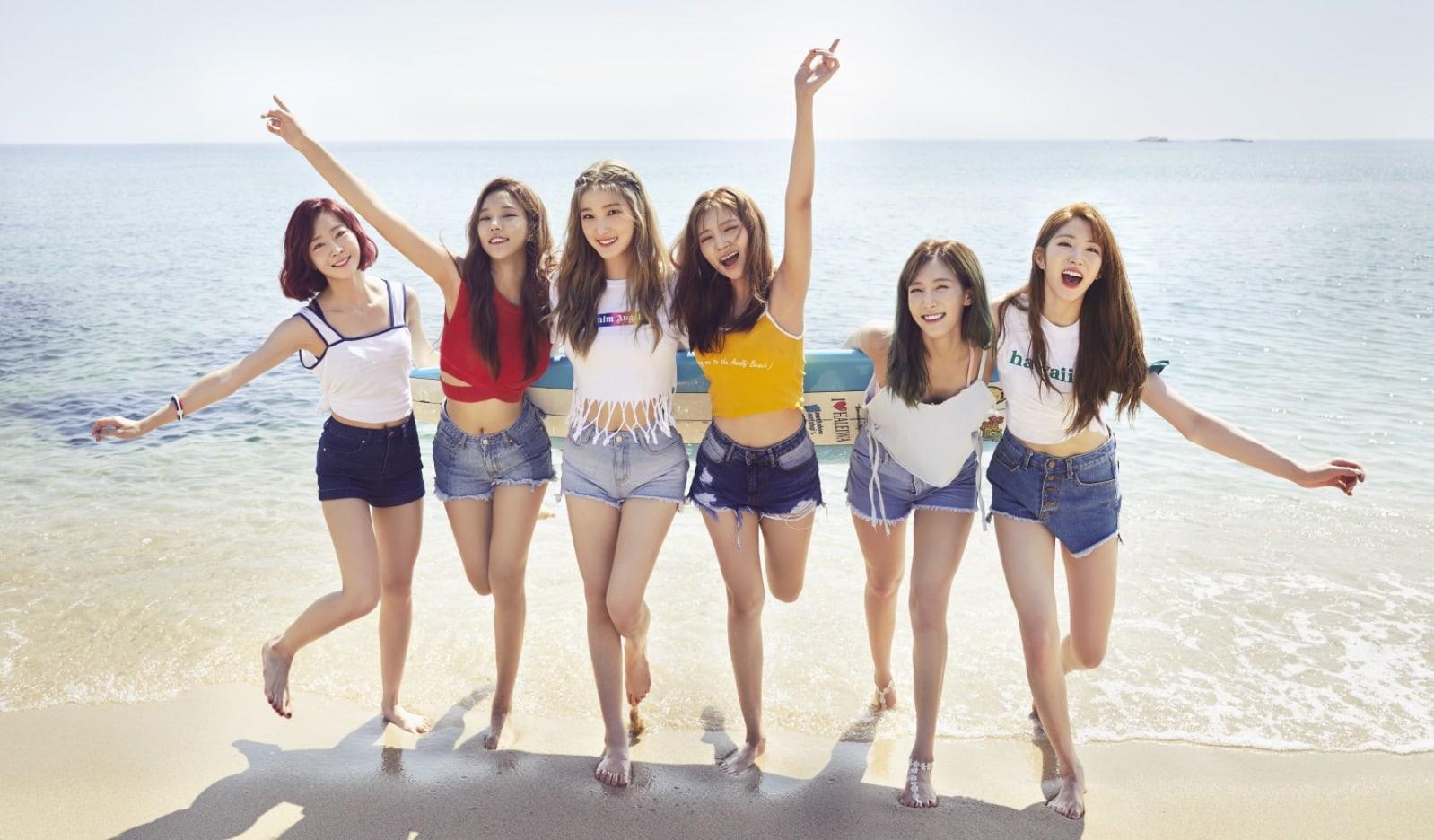 LABOUM In Talks To Join KBSs Idol Rebooting Program The Unit