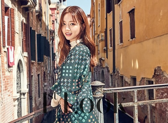 Hyeri Talks About Upcoming Debut Film And Acting Challenges
