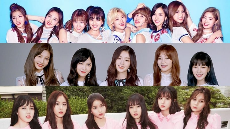 TWICE, Red Velvet, And GFRIEND Confirmed To Join Lineup Of Soribada's First Awards Show