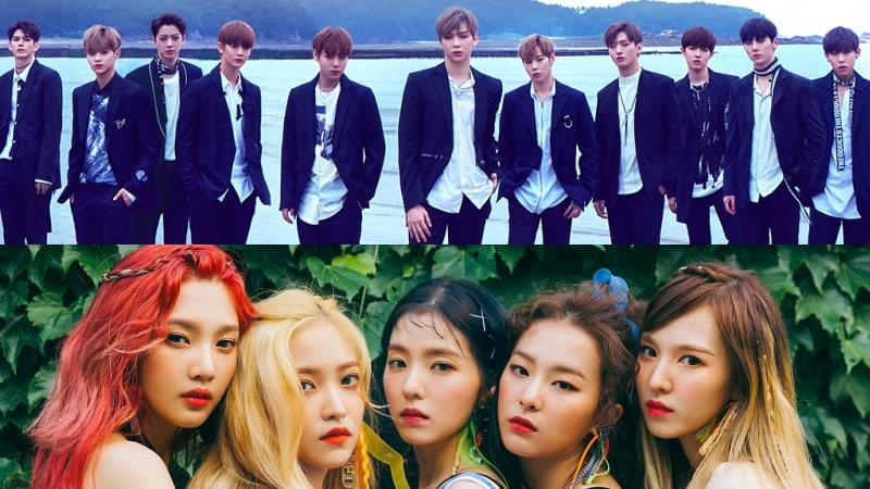 Wanna One And Red Velvet Added To Lineup Of 2017 Busan One Asia Festival
