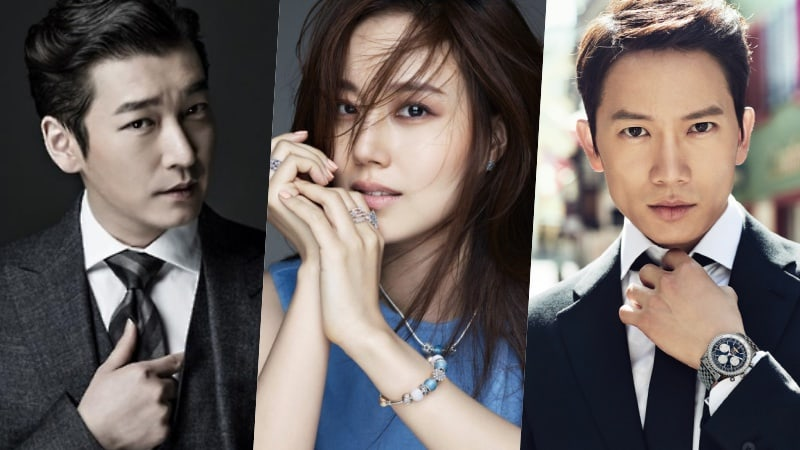 Moon Chae Won To Join Cho Seung Woo And Ji Sung In Final Chapter Of Historical Film Trilogy