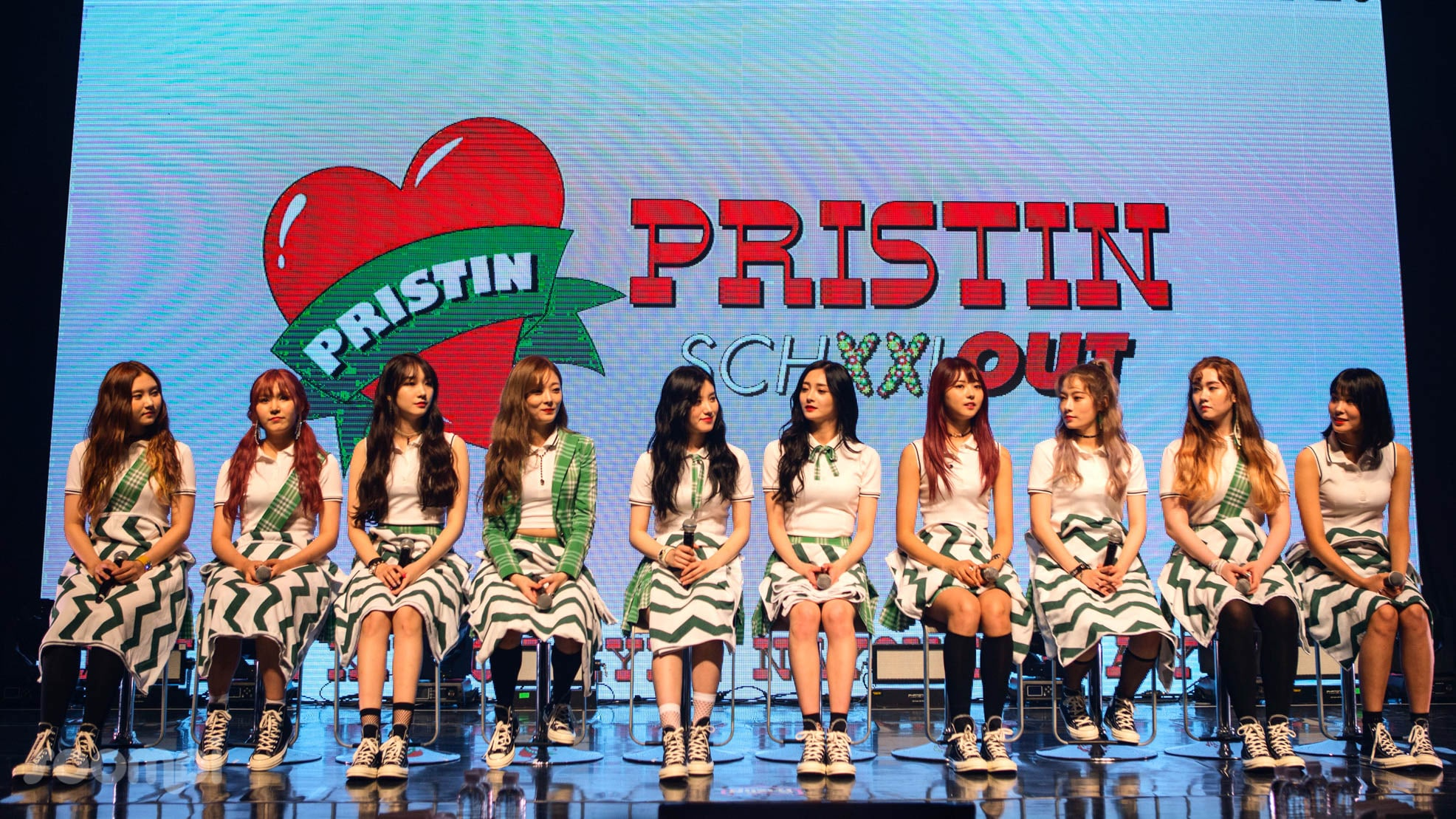 PRISTIN Shares Their Promise For If They Win No. 1 On Music Show This Comeback