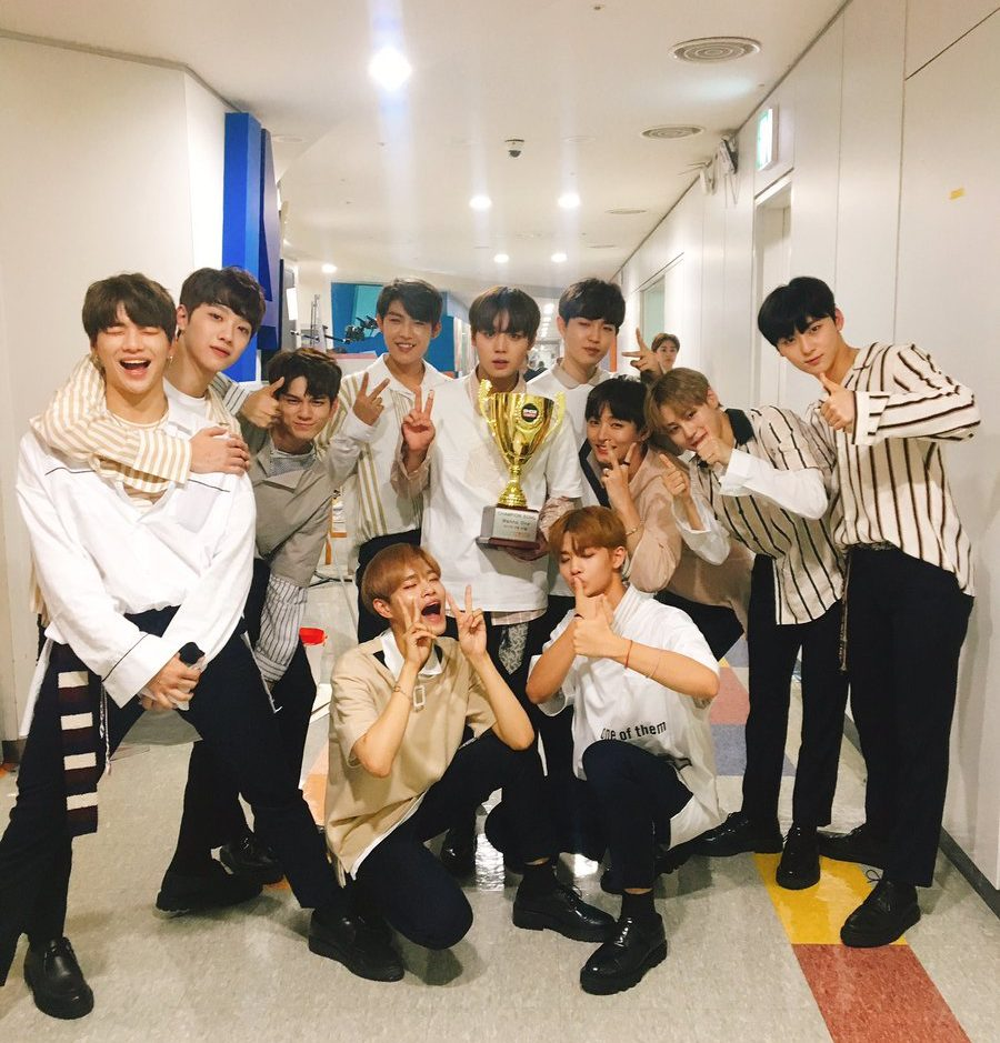 "Watch: Wanna One Grabs 7th Win For ""Energetic"" On ""Show Champion,"" Performances By GFRIEND, NCT Dream, And More"