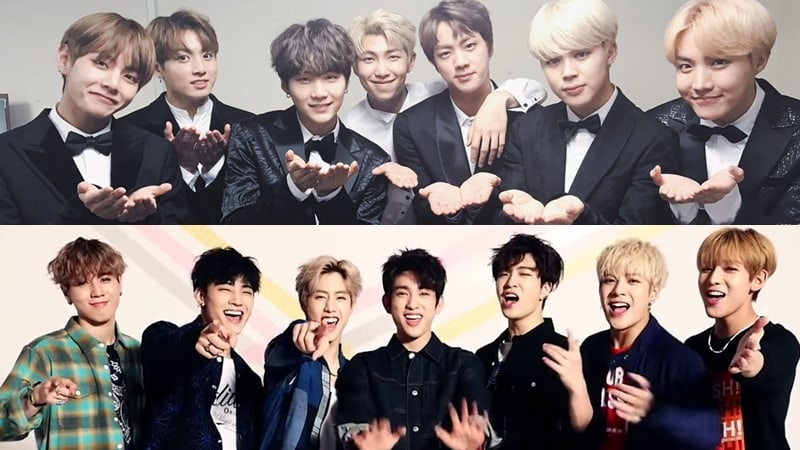 Lucky Number Seven: OT7 Groups That Never Fail To Charm Us