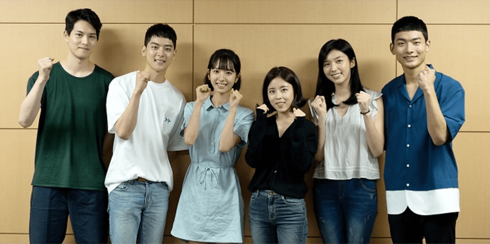 Lingerie Girls Generation Cast Gather For First Script Reading