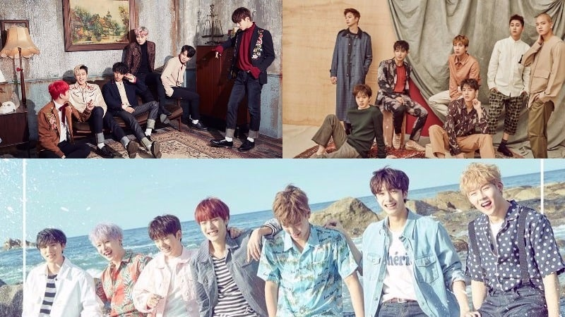 B.A.P, BTOB, And MONSTA X Confirmed To Join Lineup Of Soribada's First Awards Show