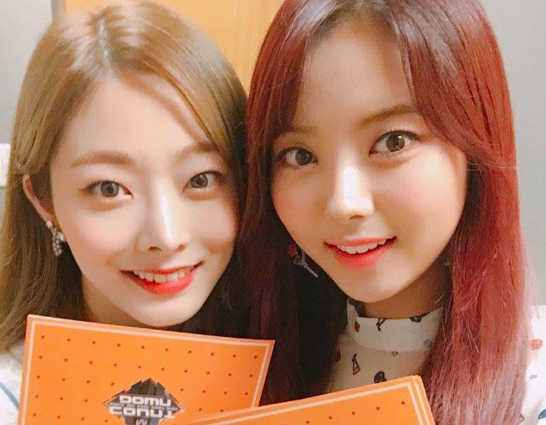 """PRISTIN's Nayoung And Eunwoo To Be Special MCs On """"M!Countdown"""""""
