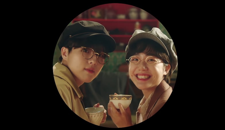 """Watch: Younha And Yoo Seung Woo """"Can't Hide It"""" In Soothing MV"""