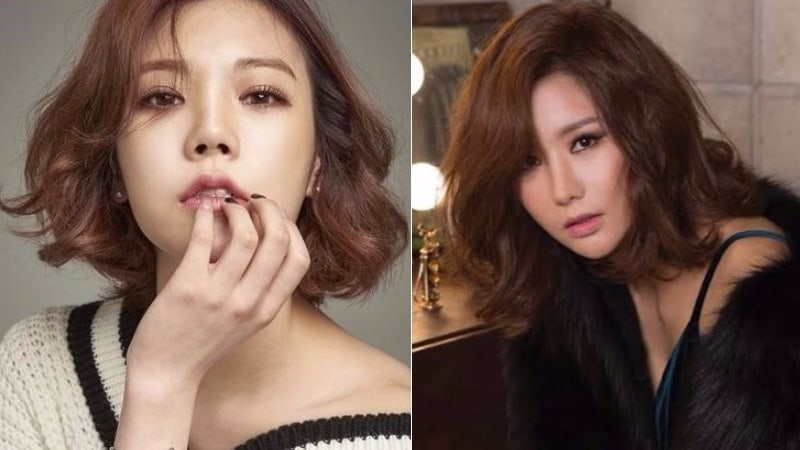 After Schools Lizzy Congratulates Jung Ah On Marriage