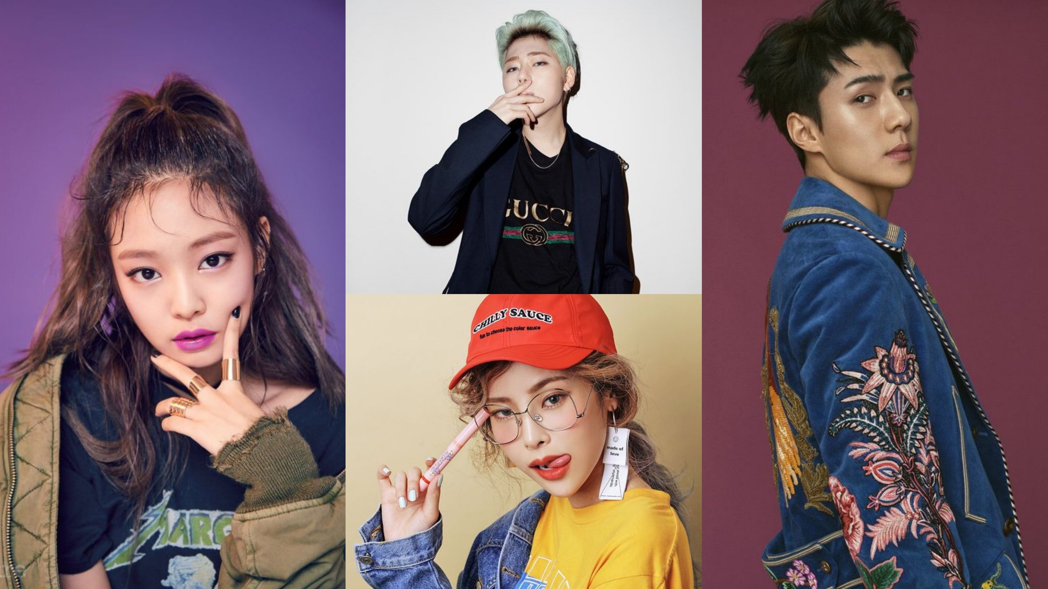 From On Stage To Everday Life: Fashion Trends Inspired By K-Pop Stars