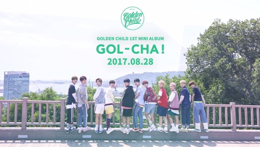 Golden Child Tops Japan's Tower Records Daily Chart