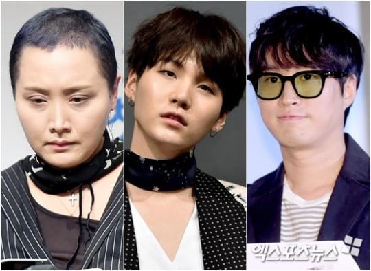 Lee So Ra's Agency Responds To Reports Of Collab With BTS' Suga And Tablo