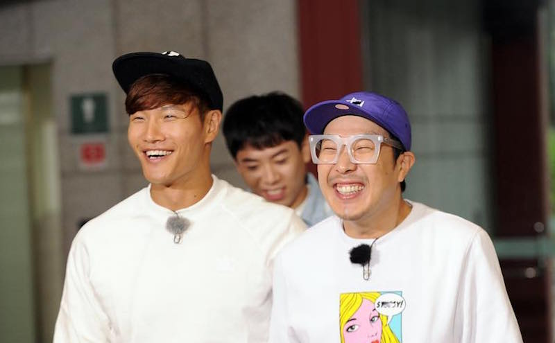 Kim Jong Kook And HaHa Team Up For New Variety Show