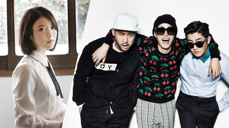IU Confirmed To Feature On Epik High's Upcoming Album
